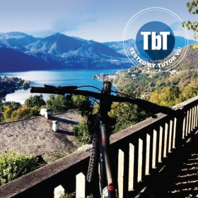 Tour of Lake Orta by E-bike