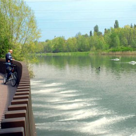 The Mincio Cycle Path: from Mantua to Peschiera del Garda